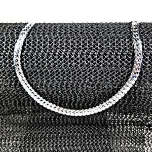 """Women's 20"""" Stainless Steel Necklace"""